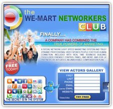 We-Mart Network