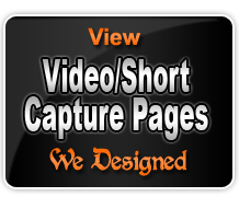 Editable Capture Pages We Designed