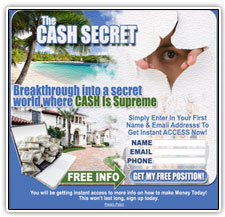 The Cash Secrets